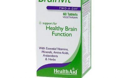 BrainVit de HealthAid Brain Vit de Health Aid