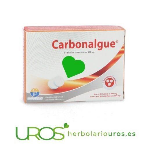 Carbonalgue Fenioux - remedio natural para la acidez Carbonalgue de Fenioux - un remedio natural para la acidez Un suplemento natural de Fenioux para aliviar tu acidez estomacal