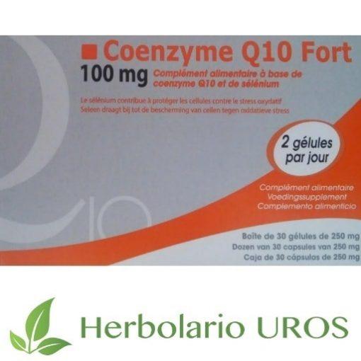 Coenzima Q10 Fort