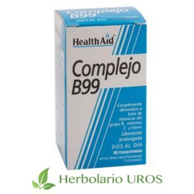B complex - complejo b99