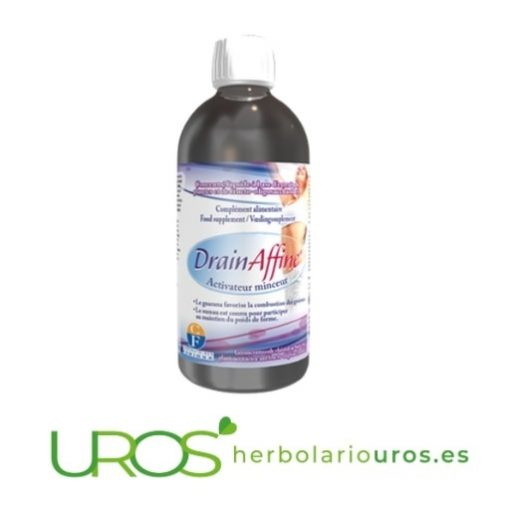 DrainAffine de Fenioux - un desintoxicante y drenante DrainAffine de lab. Fenioux - una ayuda para los riñones e hígado Para la salud natural de tu hígado y de los riñones - un remedio natural que ayuda en la digestión y como desintoxicante y drenante