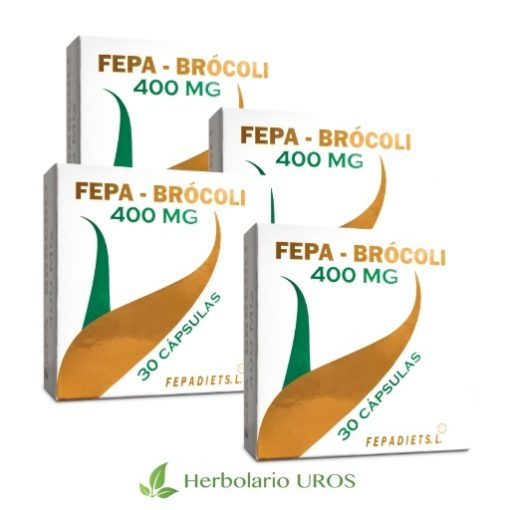 Fepa-Brocoli Fepa Brocoli Fepa Brocoli 400 mg