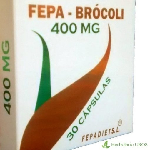 Fepa-Brócoli - extracto seco de brócoli puro
