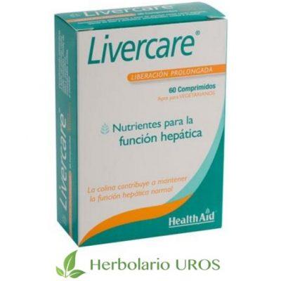 Livercare Livercare HealthAid Livercare - hígado sano