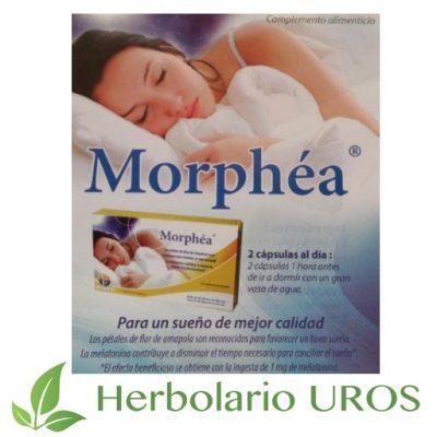 Morphea - vitamina b - amapola - l-teanina