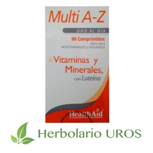 Multi A-Z - multivitamínico