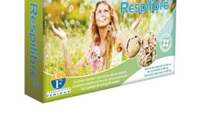Respilibre de Fenioux - una ayuda para respirar bien y alergias Respilibre - es un remedio natural pensado para procesos inflamatorios Respilibre - una ayuda natural para respirar bien y en casos de las alergías - un antinflamatorio natural y ayuda para tu sistema inmune