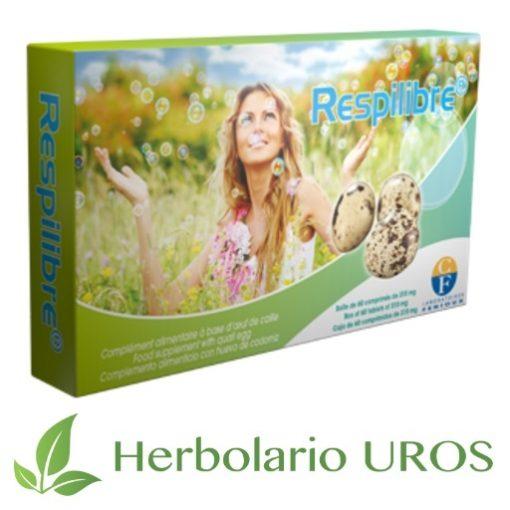 Respilibre - un remedio natural para tu respiración y alergía.