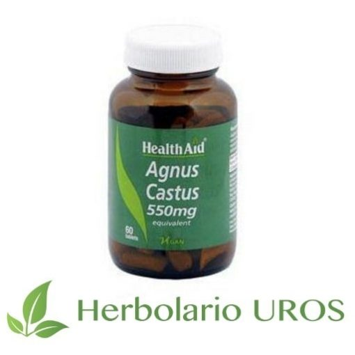 Agnus Castus Sauzgatillo Menstruación Sindrome premenstrual