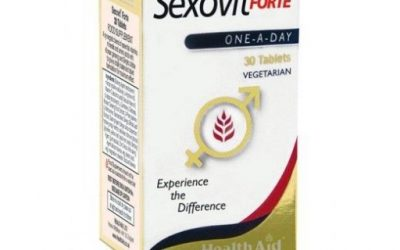 Sexovit Forte Sexo-Vit Sexovit de HealthAid