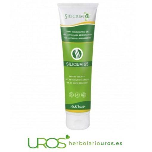 Oferta al mejor precio: Gel de silicio orgánico G5: silicio G5 Propiedades y para qué sirve el silicio orgánico G5 en gel Propiedades y beneficios de silicio orgánico original G5 en gel
