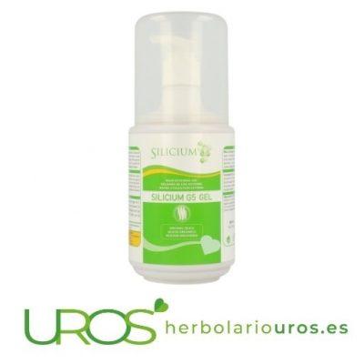 Silicio orgánico gel: Gel de silicio en OFERTA - silicio orgánico G5 Siliplant 500 ml en gel