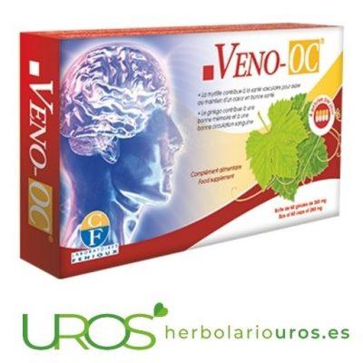 Veno H: una mejor circulación sanguínea Veno H de Fenioux - un suplemento para tu sistema cardiovascular Un remedio natural pensado para una mejor circulación sanguínea y las piernas hinchadas