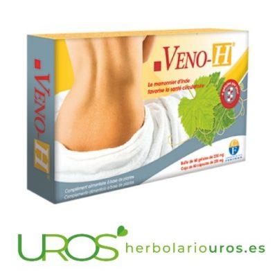 Veno H de lab. Fenioux - mejor circulación sanguínea natural Veno H lab. naturales Fenioux: Suplemento para tu sistema cardiovascular Un remedio natural pensado para una mejor circulación sanguínea y las piernas hinchadas
