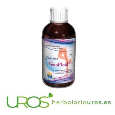 Venofluid de Fenioux: Remedio natural para piernas hinchadas Venofluid de Fenioux - suplemento natural para reducir la retención de líquidos naturalmente Veno Fluid de laboratorios Fenioux es una ayuda natural y efectiva para tus riñones