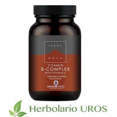 Vitamina B12 complex - aumenta sus defensas y apoya al sistema nervioso Vitamina B12 complex 100 cápsulas