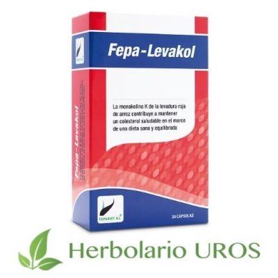 Fepa Levakol (Fepa-Levacol) - bajar colesterol de manera natural