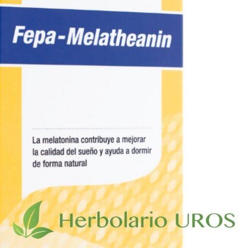 Fepa Mealatheanin Fepa-melatehanin Melatonina Insomnio Dormir