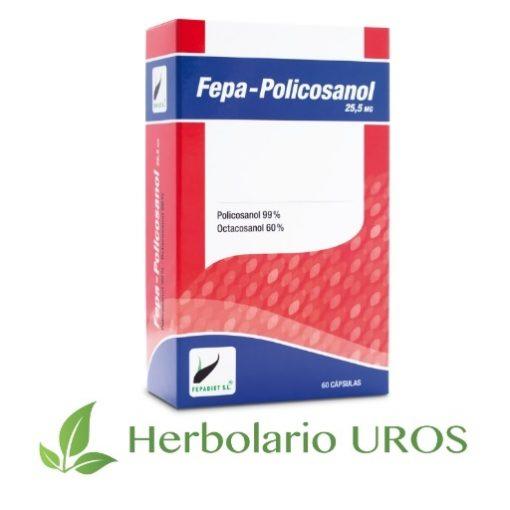 Fepa-policosanol Fepa policosanol