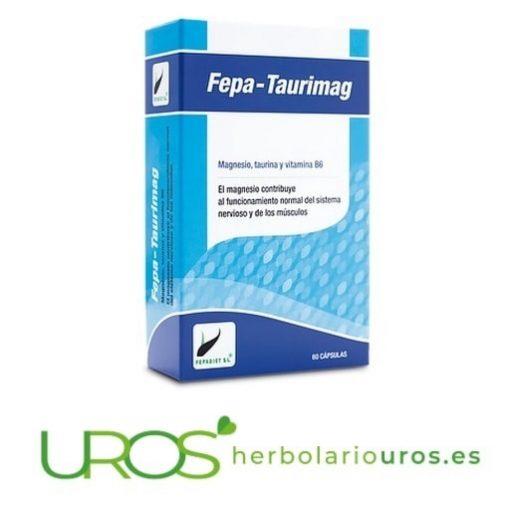 Fepa-Taurimag - remedio natural para aumentar los resultados deportivos - Fepa Taurimag