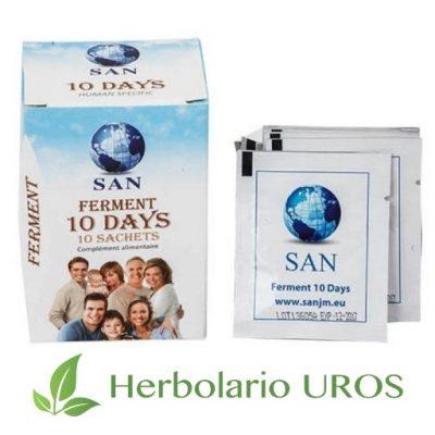 Ferment 10 Days - probiotico