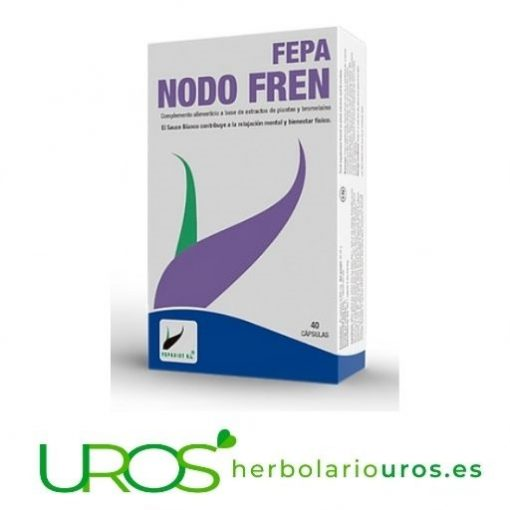 Fepa-Nodo Fren - Remedio natural para aliviar el dolor Complemento natural para paliar el dolor: Fepa-Nodo-Fren Fepa-Nodo-Fren está pensado también para subir el sistema inmunológico - un remedio pensado como analgésico natural