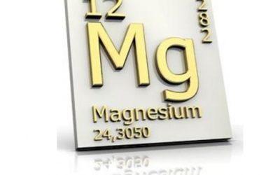 Magnesio y sus propiedades – todo sobre el magnesio