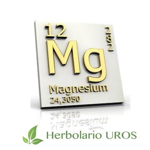 Magnesio Articulaciones Remedio Natural