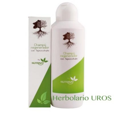 Champú de tepezcohuite - Champú regenerador de tepezcohuite (Mimosa tenuiflora)