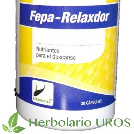 Fepa-relaxdor Fepa relaxdor Fepa relaxador