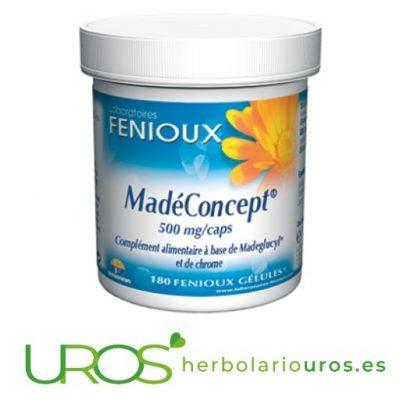 Madeconcept - para ayudarte a regular la hiperglucemia Madeconcept ayuda natural para regular el azúcar sanguíneo Un remedio natural para ayudarte a regular la hiperglucemia