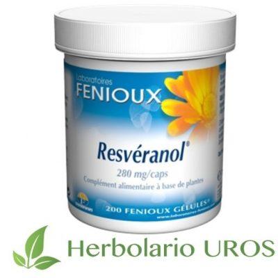 Resveratrol Resveranol