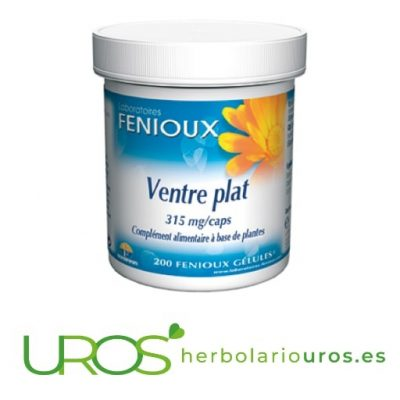 Vientre plano de Fenioux - un adelgazante natural para ti Vientre plano de laboratorios naturales Fenioux Una ayuda natural para perder peso - adelgazar naturalmente