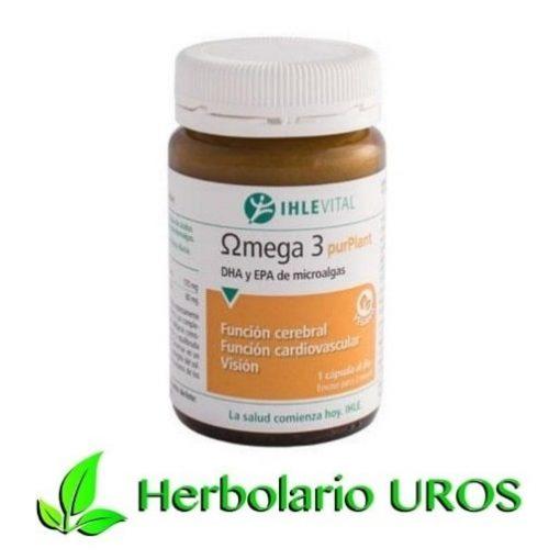 Omega 3 Ihlevital Omega 3 purPlant de Ihlevital