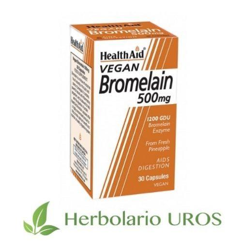 Bromelina Bromelina HealthAid Bromelain HealthAid