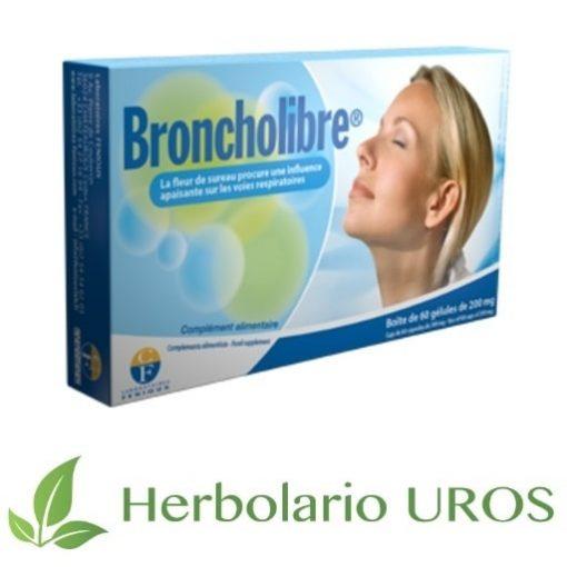 Broncholibre Vías repiratorias