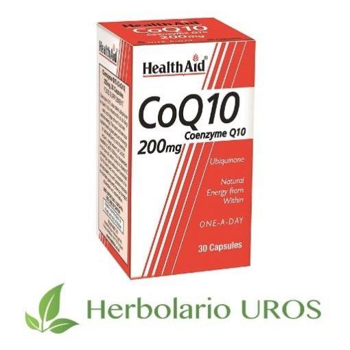 coq10 HealthAid coq10 200 mg