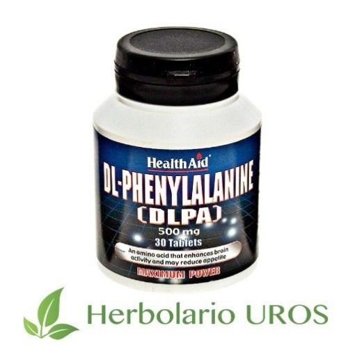 Fenilalanina Fenilalanina de HealthAid