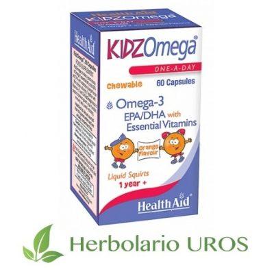 Kidzomega Kidz Omega omega 3