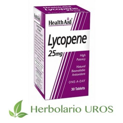 Licopeno Licopeno de HealthAid