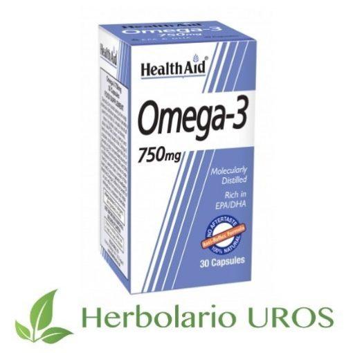 Omega 3 de HealthAid