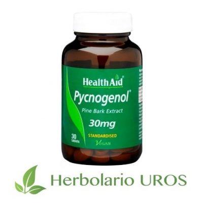 pycnogenol healthaid pycnogenol