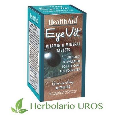 Eyevit de HealthAid Para una mejor visión de manera natural