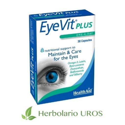 EyeVit Plus de HealthAid para uan buena visión.