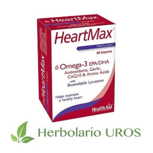 HeartMax - para un corazón sano y para una salud cardiovascular óptima