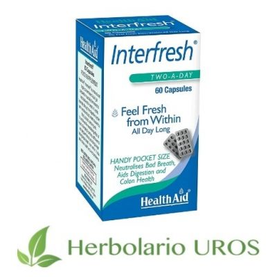 Interfresh de HealthAid
