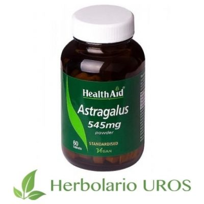 Astragalus Astrágalo Astragalus en polvo Astragaluz HealthAid