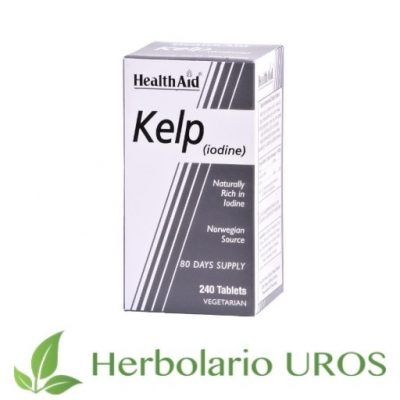 Kelp Alga Kelp HealthAid