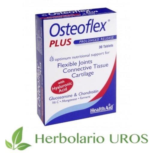 OsteoFlex Plus de HealthAid un remedio natural para las articulaciones.
