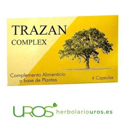 Trazan - tu estimulante sexual natural - mejor vida sexual Estimulante sexual natural para el hombre - Trazan
